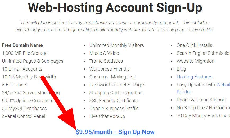 How to Register Your Domain Name & Set Up Web-Hosting